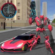 机器人汽车超级变形