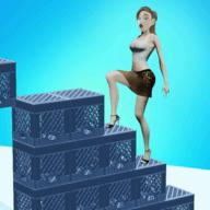 Milk Crate Stack Run