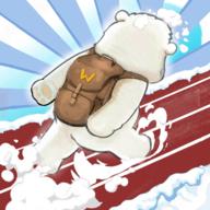 摇摇晃晃的熊