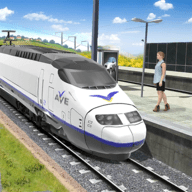 城市火车司机模拟器