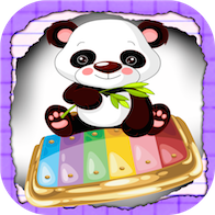 熊猫宝宝木琴