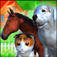 虚拟动物收容所