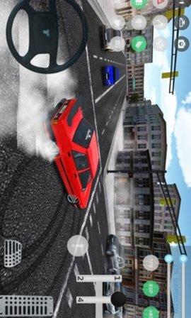 停车和驾驶模拟器