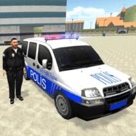 真正的警车