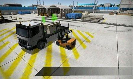 卡车模拟战场