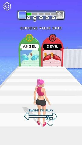 天使恶魔跑酷