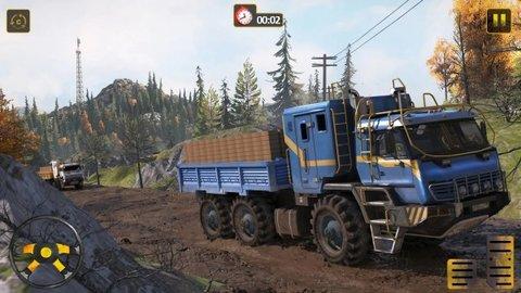 泥浆卡车模拟器2021
