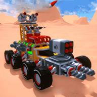 沙盒竞技车车