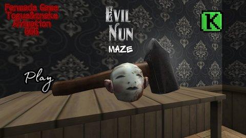 邪恶修女迷宫无尽逃亡游戏 3.0 安卓版