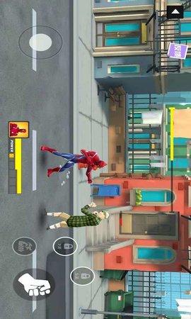 蜘蛛英雄绳索