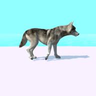 动物前进模拟器