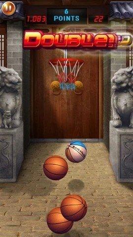 投篮对抗赛
