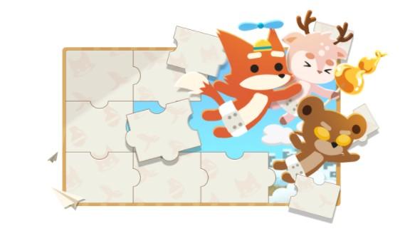 小动物之星拼图九宫格活动玩法攻略