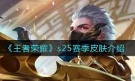 王者荣耀s25赛季皮肤介绍