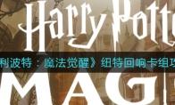 哈利波特:魔法觉醒纽特回响卡组攻略