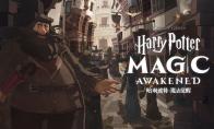 哈利波特:魔法觉醒明日上线 来这里免下载预先捏脸领魔杖