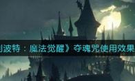 哈利波特:魔法觉醒夺魂咒使用效果介绍