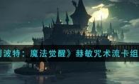 哈利波特:魔法觉醒赫敏咒术流卡组推荐