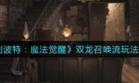 哈利波特:魔法觉醒双龙召唤流玩法攻略
