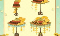 阴阳师:妖怪屋百日许愿活动限时开启!可作为新装饰的祈愿伞来啦!