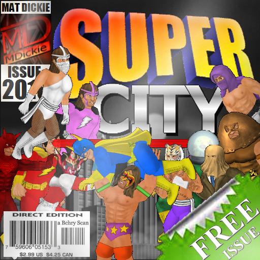 Super City中文版