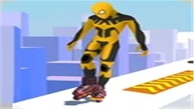 蜘蛛超人滑板鞋