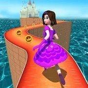 公主奔跑的世界