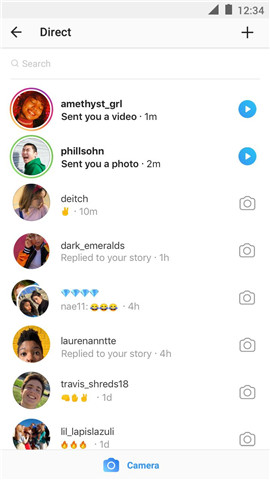 Instagram国际版