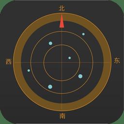 地图指南针定位