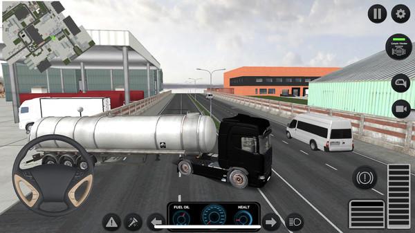 卡车模拟2021