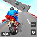 摩托车特技竞技