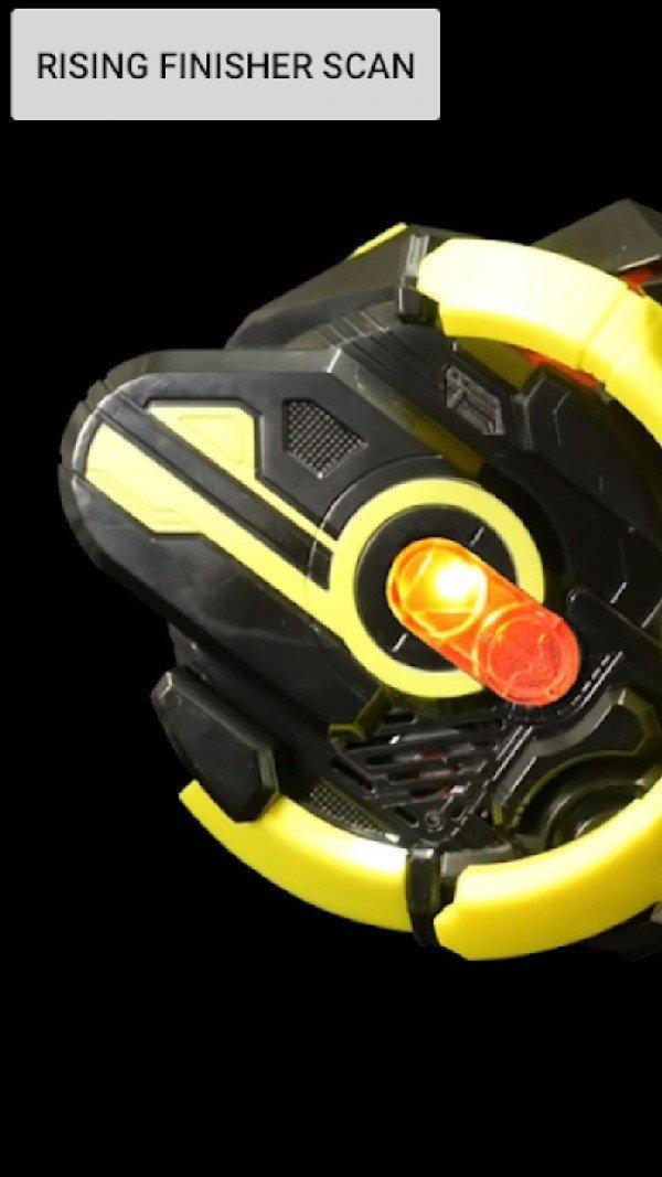假面骑士01变身模拟器
