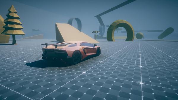 GTR汽车模拟驾驶