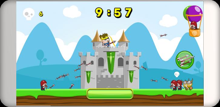 中世纪城堡防御防守