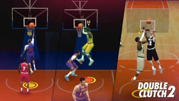 NBA模拟器2中文版