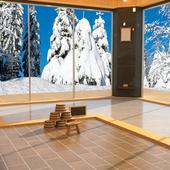 大型公共浴室