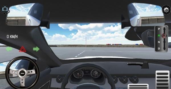科目二驾考模拟器