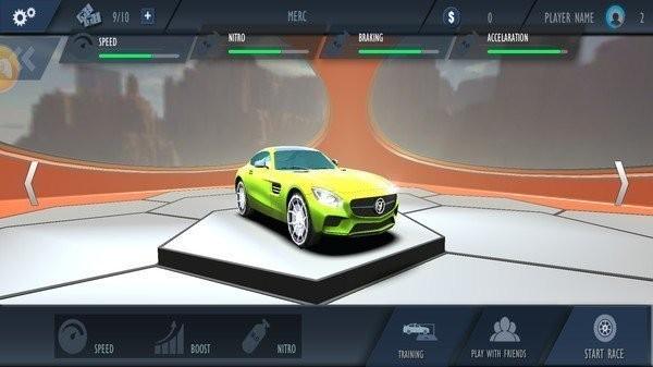 兰博基尼真实驾驶模拟